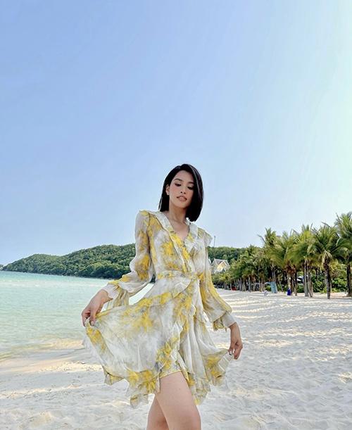 10 mẫu váy giúp nàng dễ thở trong ngày nóng - 3