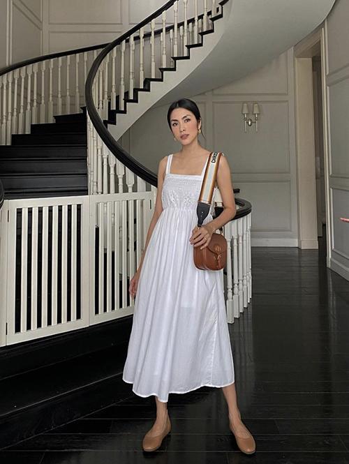 10 mẫu váy giúp nàng dễ thở trong ngày nóng - 6