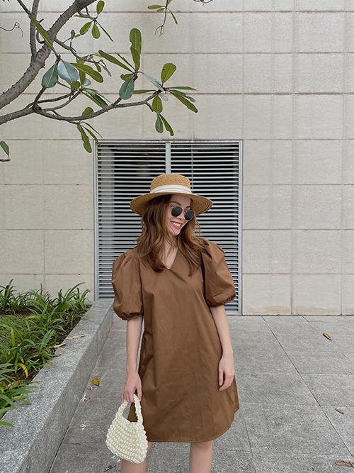 10 mẫu váy giúp nàng dễ thở trong ngày nóng - 9