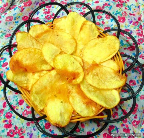 8 món khoai tây cho bé những ngày học ở nhà - 1