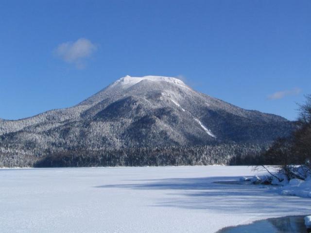 Hokkaido - vùng đất băng giá lạnh nhất ở Nhật.