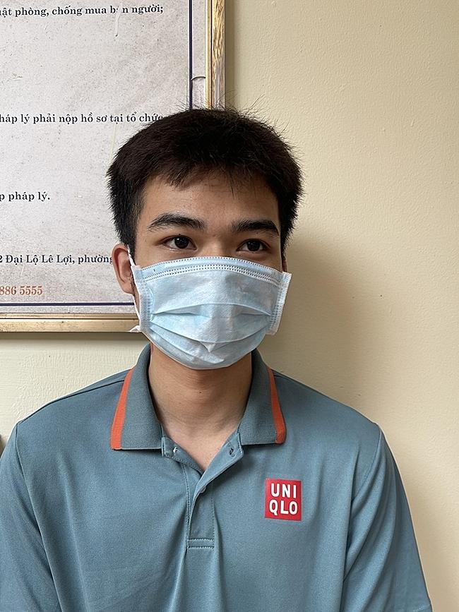 Nghi can Lê Việt Anh.
