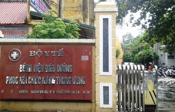 Cơ sở y tế nơi bệnh nhân Cương qua đời.