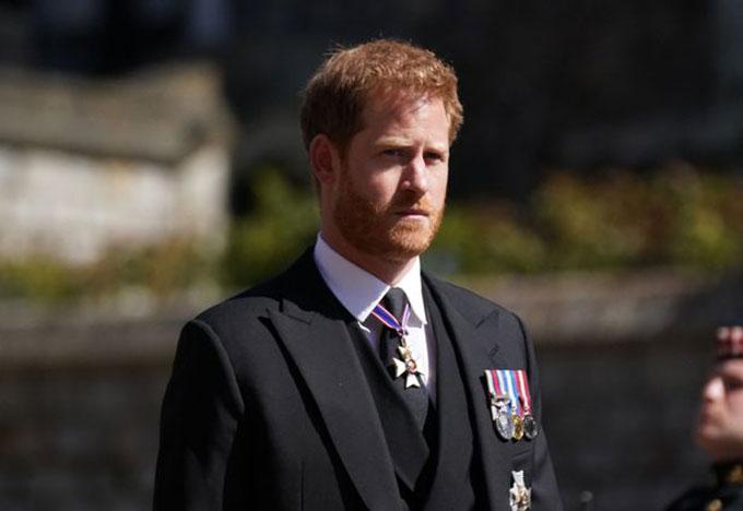 Hoàng tử Harry - Công tước xứ Sussex. Ảnh: PA.