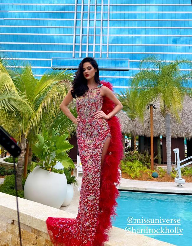 Nam Phi luôn có những ứng viên mạnh tại cuộc thi Miss Universe. Đương kim Hoa hậu Hoàn vũ chính là người đẹp da màu đến từ Nam Phi Zozibini Tunzi, đăng quang Miss Universe 2019.