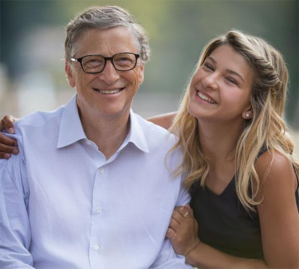 Bill và Melinda Gates đợi đến khi con gái út 18 tuổi mới công bố ly hôn