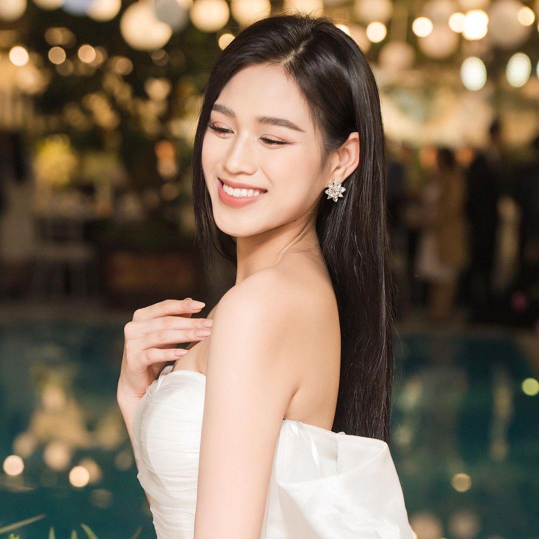 Đỗ Thị Hà đăng quang Hoa hậu Việt Nam tối 20/11/2020, hiện là sinh viên Đại học Kinh tế Quốc dân Hà Nội.