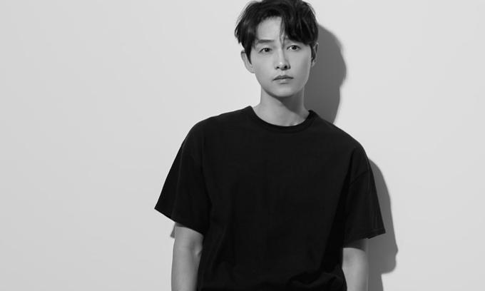 Song Joong Ki ngượng khi được đề cập về vẻ quyến rũ của mình.