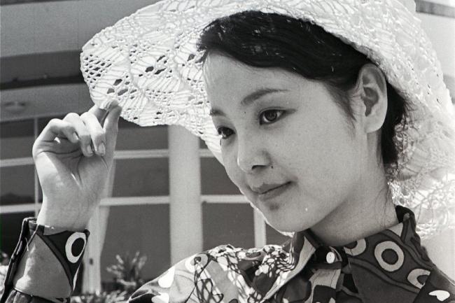 Đặng Lệ Quân, ca sĩ huyền thoại gốc Đài Loan.