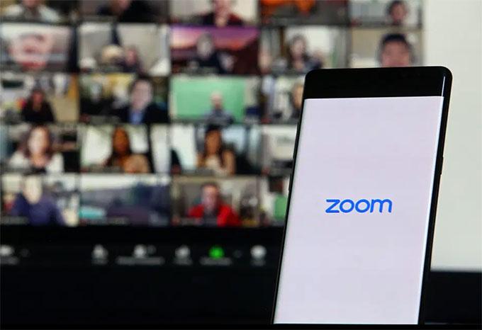 Zoom - phần mềm học trực tuyến hiện nay của hầu hết các lớp học trên toàn thế giới giữa thời đại dịch Covid-19. Ảnh: Alamy.