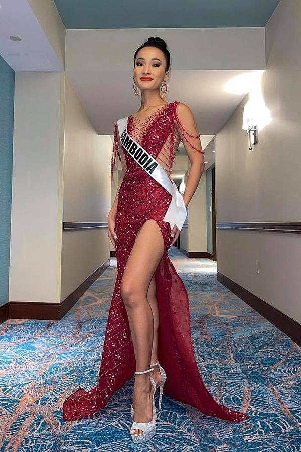 Những thí sinh nấm lùn ở Miss Universe 2020 - 2