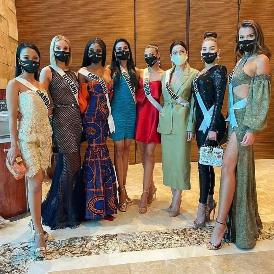 Những thí sinh nấm lùn ở Miss Universe 2020 - 3