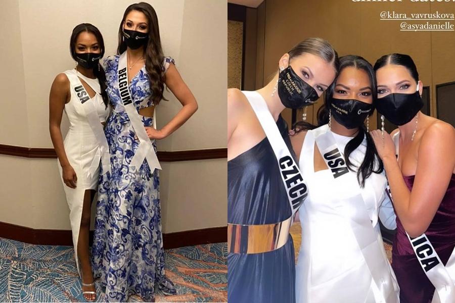 Những thí sinh nấm lùn ở Miss Universe 2020 - 5