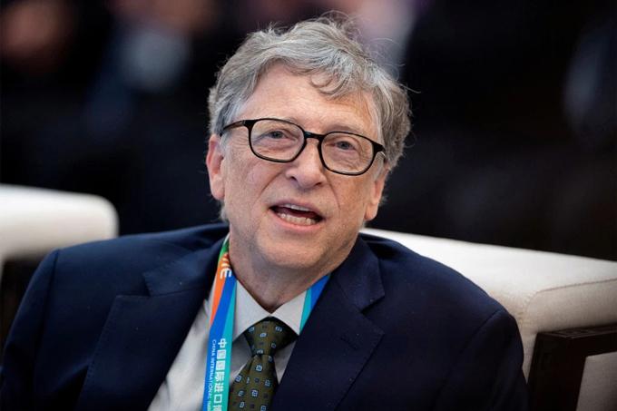 Tỷ phú Bill Gates trú mình tại The Vintage Club ở thành phố Indian Wells, bang California, Mỹ. Ảnh: Reuters.