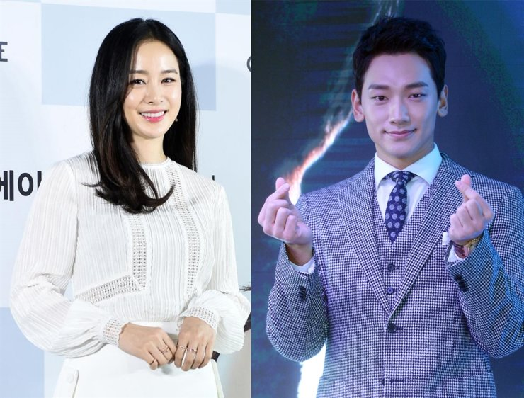 Kim Tae Hee và ông xã Rain đều là những đại gia nhà đất.
