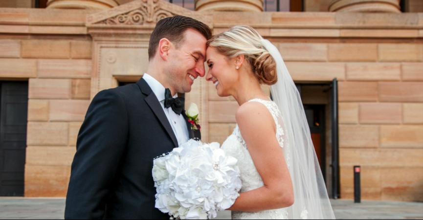 Đám cưới là ngày trọng đại trong cuộc đời.