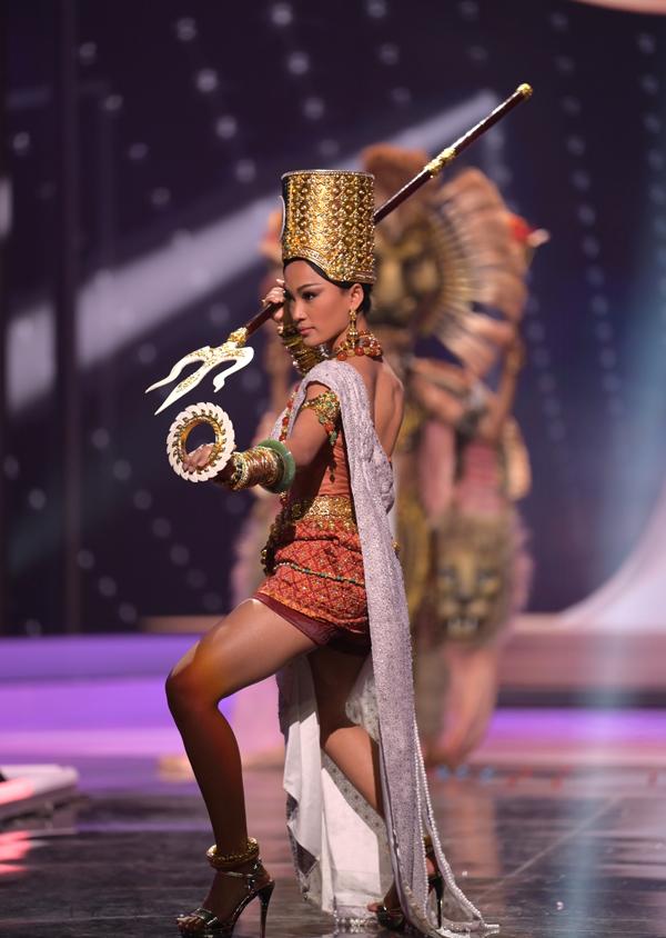 Hoa hậu Campuchia, Sarita Reth.