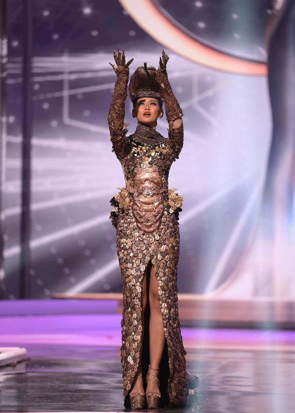 Hoa hậu Indonesia, Ayu Maulida Putri.