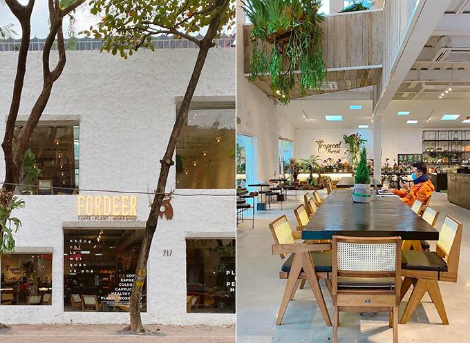 Địa chỉ cuối tuần: các quán cà phê khu Cầu Giấy - 1