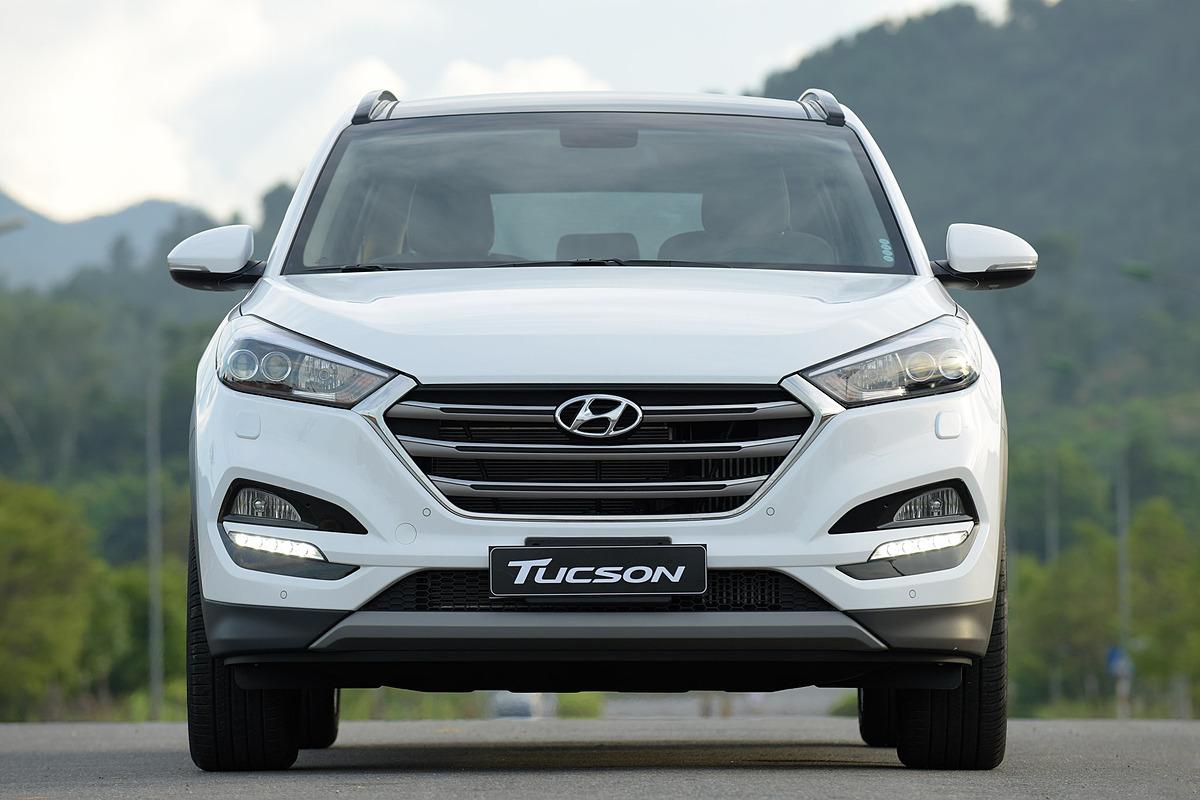 Hyundai Tucson tại thị trường Việt Nam.