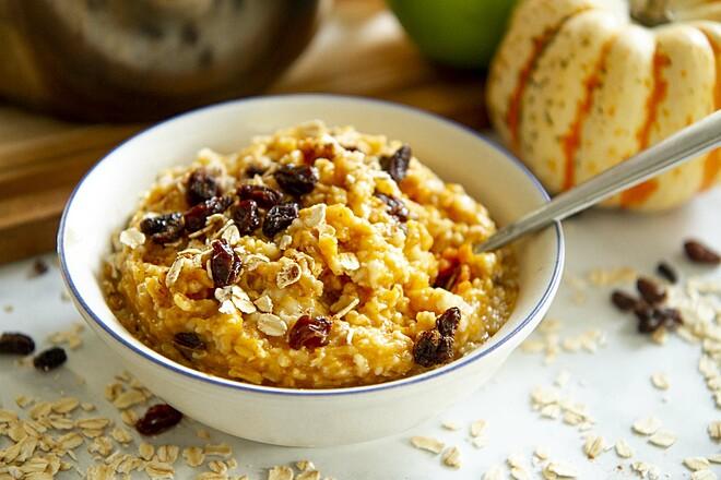 5 món ăn giảm cân với yến mạch - 2