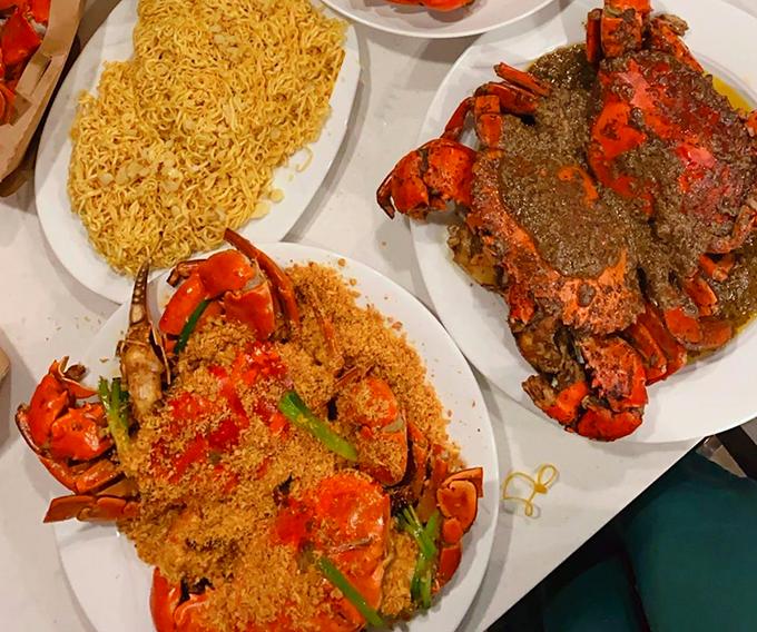 Tiệc sinh nhật Phillip Nguyễn ngập hải sản nhà hàng Hà Tăng - 4
