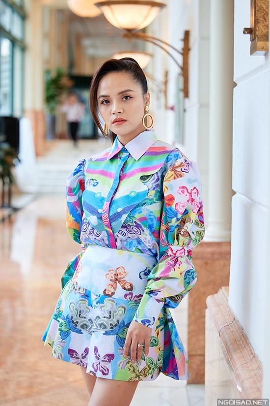 Diễn viên Thu Quỳnh.