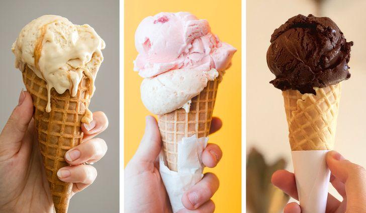 Món kem yêu thích tiết lộ gì về bạn
