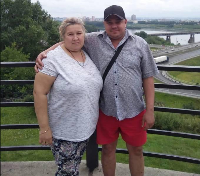 Tatyana O bị kết tội giết người sau khi ngồi lên cổ chồng. Ảnh: East2West.