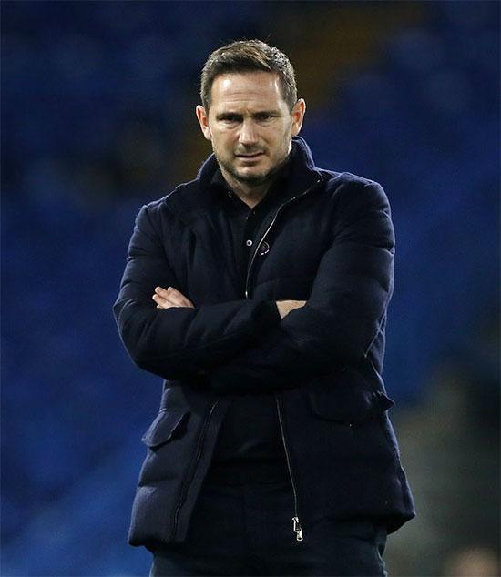 Lampard đã có 18 tháng thăng trầm cùng Chelsea trước khi bị sa thải đầu năm nay. Ảnh: PA.