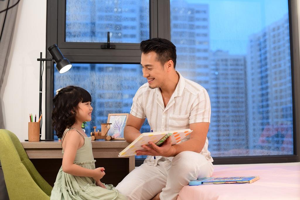 Căn 1 phòng ngủ +1 phù hợp với khách thuê mới lập gia đình, hoặc nhóm khách hàng trẻ 2-3 người. Không gian cộng thêm có thể biến tấu đa dạng thành nơi làm việc, khu vực phòng ngủ thêm linh hoạt hay kết hợp nhiều tiện ích trong một.