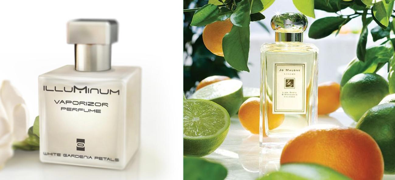 2 chai nước hoa quen thuộc của Kate Middleton.