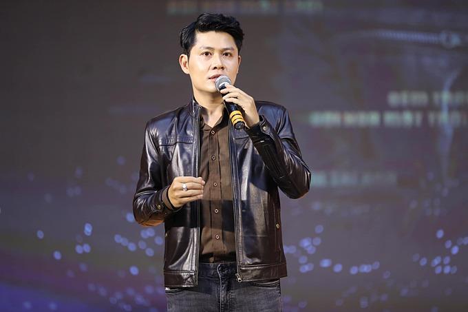 Nhạc sĩ Nguyễn Văn Chung.