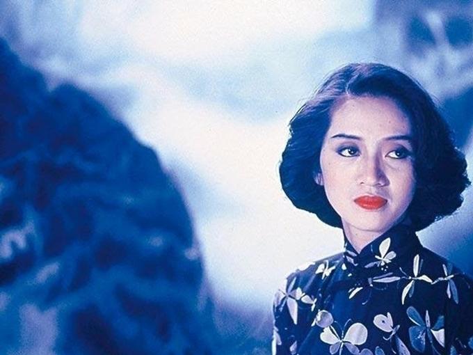 Mai Diễm Phương đẹp ma mị trong phim Yên chi khâu.