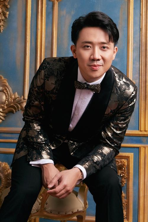 Nghệ sĩ Trấn Thành.