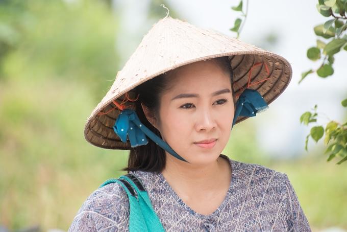 Lê Phương trở lại màn ảnh với vai diễn số phận, nhiều nước mắt.