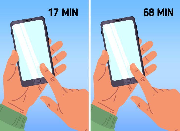 Ít dùng điện thoại, bạn sẽ hạnh phúc hơn.