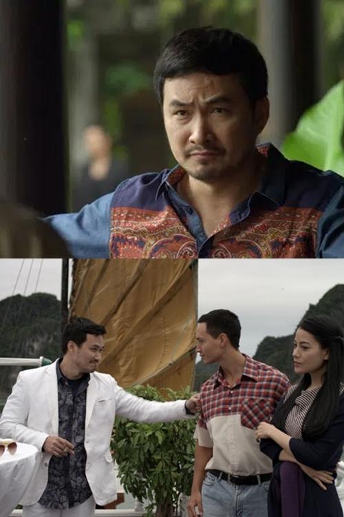Năm 2014, Chi Bảo xuất hiện trong phim Hương Ga của Trương Ngọc Ánh. Vốn sẵn khí chất hợp với các vai ông chủ lớn, anh thể hiện nhân vật ông trùm giang hồ tàn bạo, ma quái, đểu cáng. Đây là lần hiếm hoi Chi Bảo đóng vai phản diện.