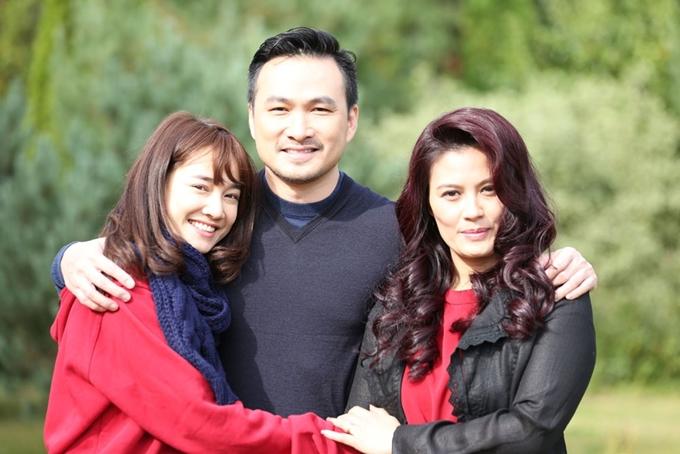 Chi Bảo đóng chồng của Hoa Thúy, bố của Nhã Phương trong Tình khúc bạch dương. Ba năm sau ngày bộ phim ra mắt, anh tuyên bố giải nghệ hôm 29/5.