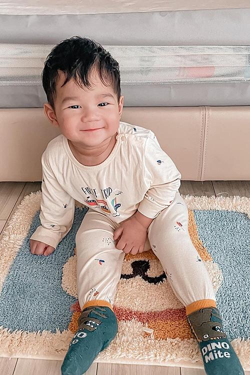 Nhóc tỳ sao Việt diện trang phục cute - 11