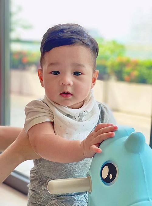Nhóc tỳ sao Việt diện trang phục cute - 12