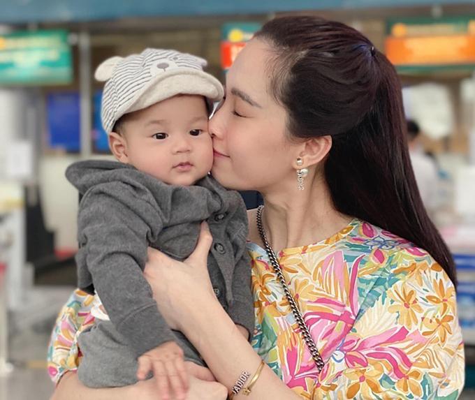Nhóc tỳ sao Việt diện trang phục cute - 10