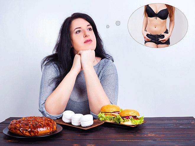 Tuân thủ nguyên tắc ăn uống lành mạnh để bảo toàn cân nặng trong thời gian giãn cách.