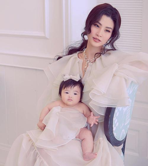 Nhóc tỳ sao Việt diện trang phục cute - 8