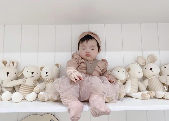 Nhóc tỳ sao Việt diện trang phục cute - 9