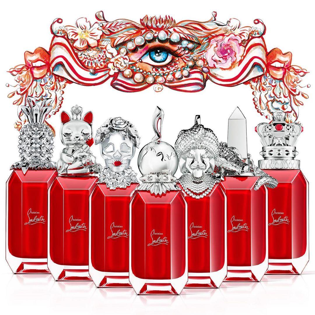 Trấn Thành sắm trọn bộ nước hoa của hãng giày đế đỏ