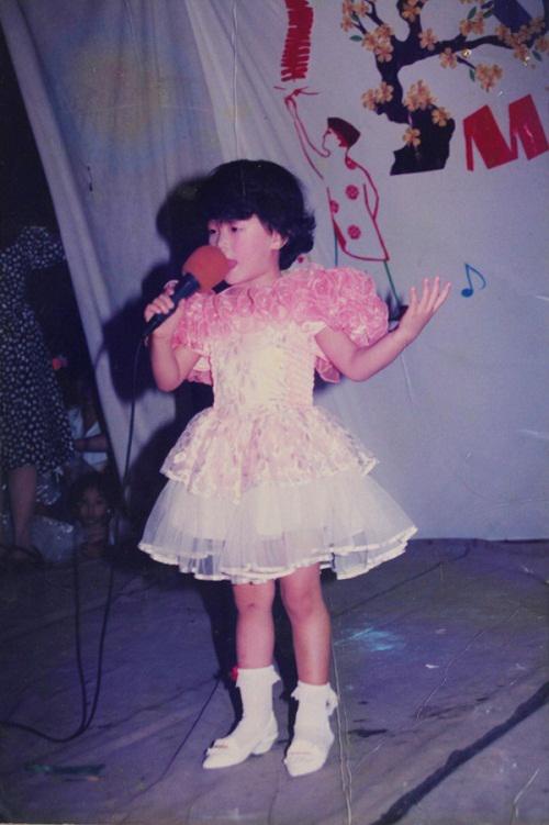 Sao Việt đỏm dáng từ bé - 5