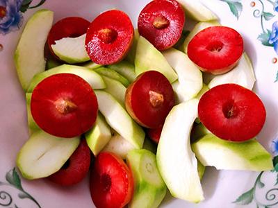 Trái cây trộn muối ớt - 2