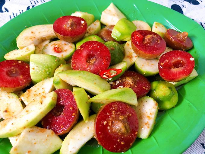 Trái cây trộn muối ớt - 5