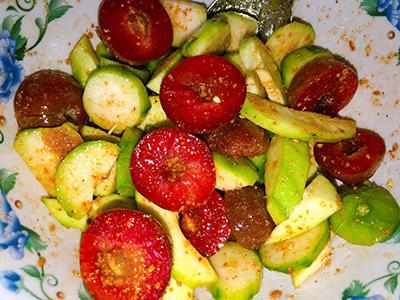 Trái cây trộn muối ớt - 4